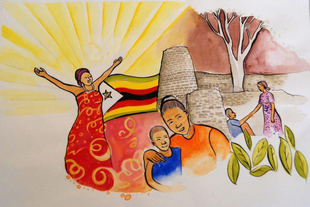 Titelbild Zimbabwe 2020