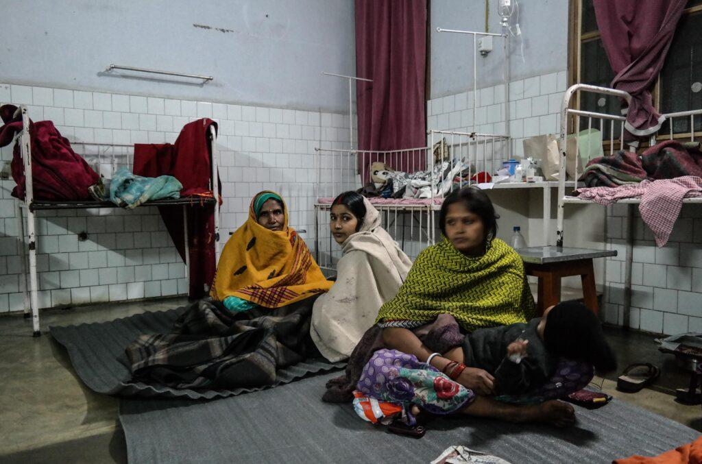 Formazione di giovani donne a operatrici sanitarie - Bihar in India 2
