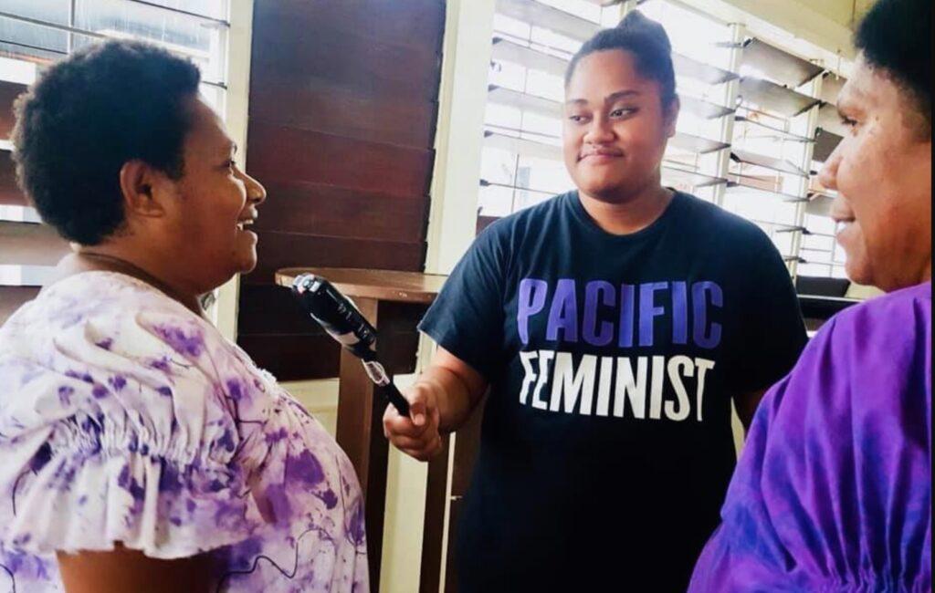 Dare voce alle donne e rafforzare la loro visibilità - femLINKpacific 2
