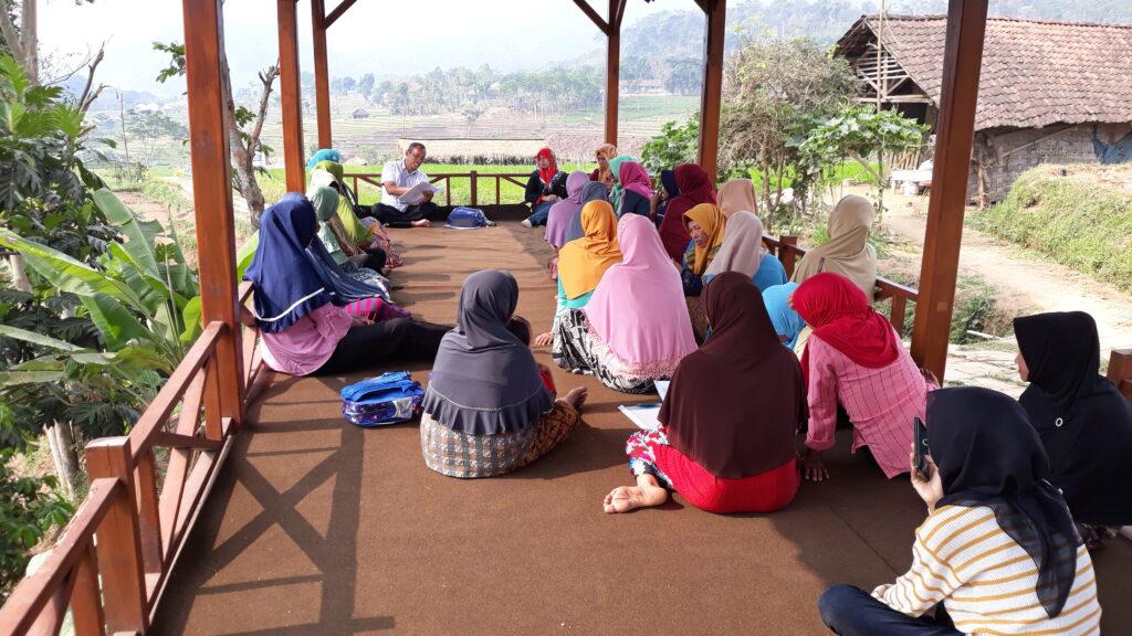 Rafforzare le donne grazie all'agroecologia - Brenjônk, Java 1