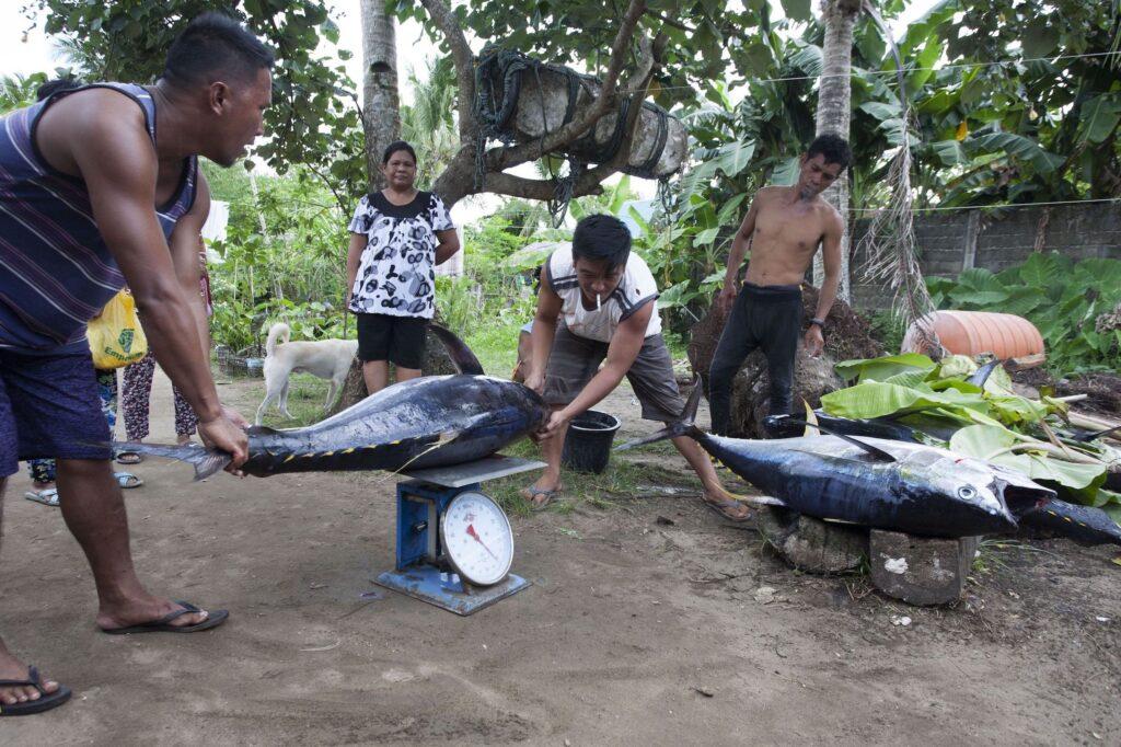 Filippine - Le famiglie dei pescatori - CERD 1