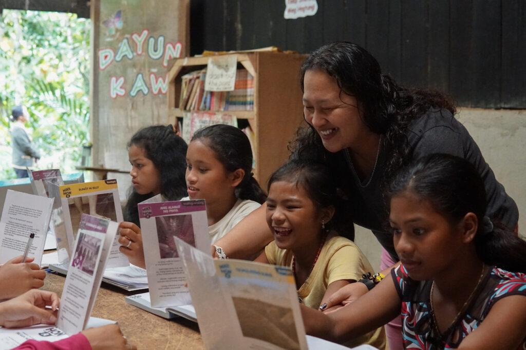 Rafforzare il personale docente indigeno e l'educazione ecologica 3