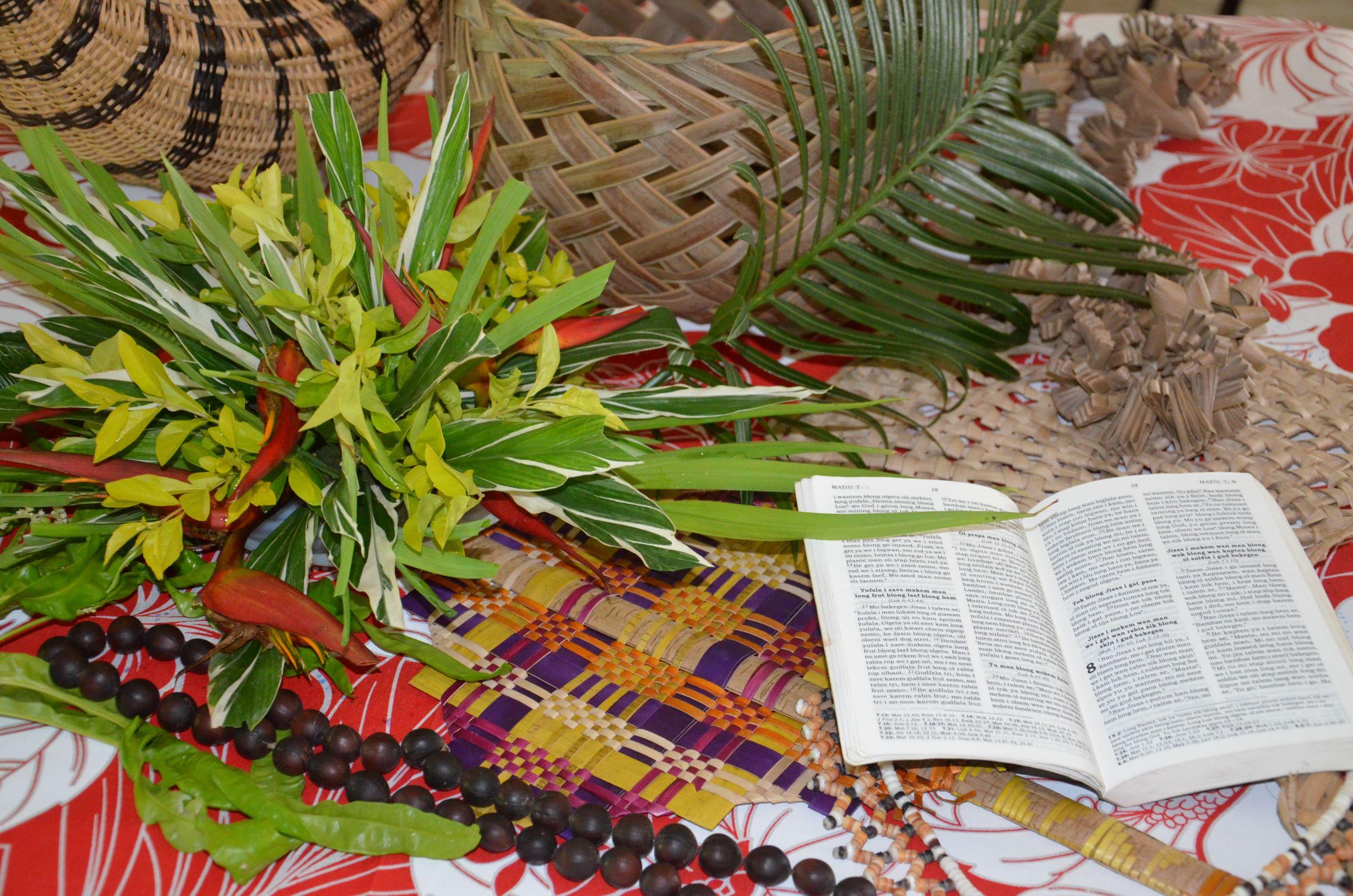 Vanuatu Illustrazione della Giornata Mondiale di Preghiera Svizzera